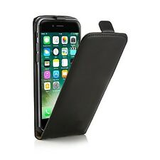 Apple iPhone 7+ 8+ Flip Leather Case, Dock, Dry Bag, USB Cable, Screen Protector