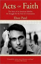 ACTS OF FAITH BY EBOO PATEL - ISBN 9780807006221 ** BRAND NEW **