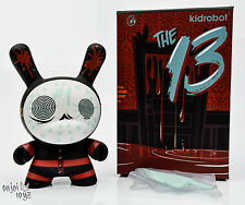 "Mad Butcher #1 - Kidrobot The 13 Dunny Series by Brandt Peters 3"" Figure New"