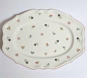 Großartige Schüssel von Villeroy & Boch Dekor Kleine Blumen Vitro Porzellan #1/2