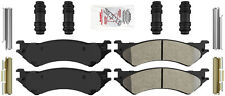 Disc Brake Pad Set-RWD Rear Autopartsource ASD802