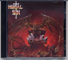 "Mortal Sin ""Mayhemic Destruction"" 1987, CD"