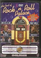 Best Of Rock N Roll Palace DVD New Sam Moore Mary Wells The Angels Buddy Knox