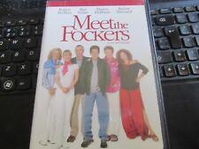 Meet the Fockers (DVD, 2005, Widescreen) canadian bilingual