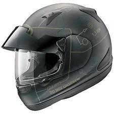 New Arai Signet-Q Pro-Tour Helmet Large Tactical Green Frost #09-5736