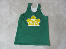 VINTAGE Champion Stetson Hatters Basketball Jersey Adult Medium Team Issued 80s