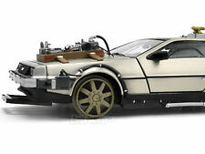 Back to the Future DeLorean Diecast Cars, Trucks & Vans