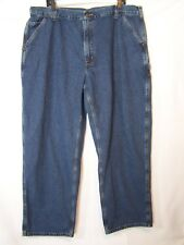 Men's Carhartt Carpenter Jeans 42x30 B13 DPS Original Dungaree Fit Straight Leg