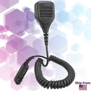Portable Radio Shoulder Speaker Microphone for Motorola XPR3300e XPR3500e DEP550