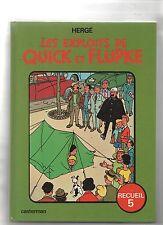 Hergé. Les exploits de Quick et Flupke 5. Casterman octobre 1983.