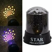 LED Starry Sky Projector Lamp Night Light Drill Surface  Romantic Starry Sky