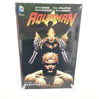 Aquaman Volume 6 Maelstrom Collects #32-40 DC Comics HC Hard Cover New Sealed