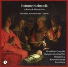 Instrumentalmusik zu Advent & Weihnachten, New Music