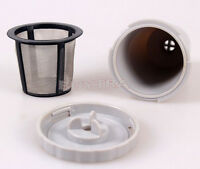 Keurig Coffee Reusable Replacement My K-cup Filter Set w/ Mesh filter B60 B70 JG