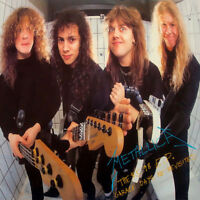 Metallica-The $5.98 EP Garage Days Revisited Vinyl LP Cover Sticker or Magnet