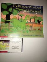 The Dinosaur Who Lived in my Backyard (Picture Puffin Books) by Davis, Susan
