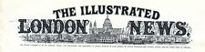 1940 ILLUSTRATED LONDON NEWS WW2 SS Benares LONDON BLITZ F.Off Rosewarne (3925)
