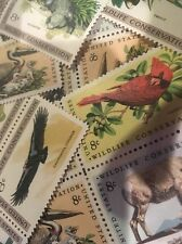 24 Vintage Animal Stamps For Dressing Up Your Holiday, Wedding Or Valentine Mail