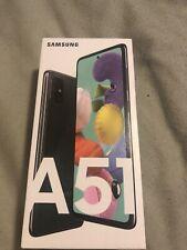 Samsung Galaxy A51 A515U 128GB GSM/CDMA Unlocked Phone - Black.