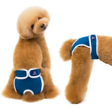 Pet Dog Physiological Pants Diaper Panties Underwear For Female Dogs Washable