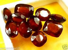 82.15 CT 10 Pcs CEYLON Hessonite 100% Natural Beautiful Wholesale Lot Gems W1399