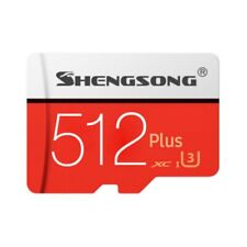 512GB TF-Card Flash-Memory Cards High Speed U3 C10 TF Cards For Phone Cameras US