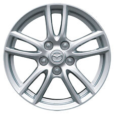 Genuine Mazda MX-5 2008-2015 16 inch Alloy Wheel Design 131 - # 9965-D6-6560