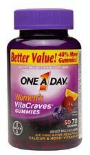 One-A-Day Women's VitaCraves Gummies, 70 Gummies