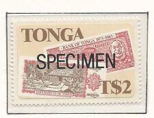 Tonga: Scott N° 549 - 550, Specimen. TG160