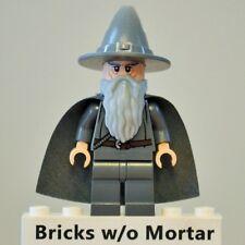 New Genuine LEGO Gandalf the Grey w/ Wizard/Witch Hat Minifig LOTR Hobbit 79003