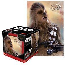 Trefl 362 Piece Disney Boys Star Wars Episode VII Chewbacca Nano Jigsaw Puzzle
