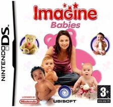 Imagine Babies (DS, 2007) Region Free DSi/3DS/2DS Excellent Condition J2L
