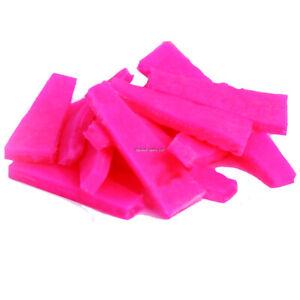 "Fishbites Fish 'n' Strips Shrimp Longer Lasting Bait Strips, 1 1/2"", 0.8 oz,Pink"