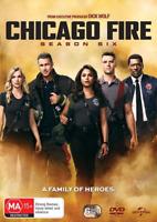 Chicago Fire : Season 6 : NEW DVD