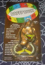 Daffy Duck Scissors Figural Sealed On Card C. 1970'S Canada Symak
