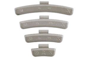 Angebot Preis Rad Gewichte Legierung Räder 5gram Packung 100 Teil Nr. 32853