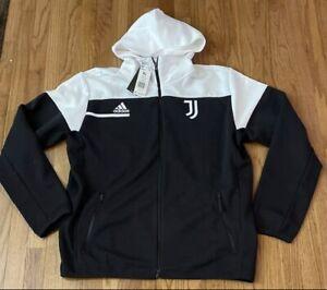adidas Men's Juventus FC Anthem ZNE Jacket GN5452 XL NWT $130 Soccer Football