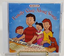 Kidzup Family Sing A Long Songs Various Songs Music CD