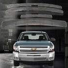 Fit 2007- 2013 Chevy Silverado 1500 Billet Grille Chrome Front Grill Cover Combo