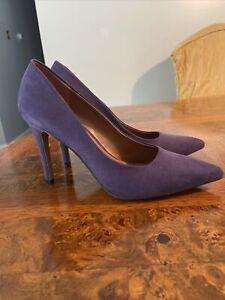 Women's Purple Christian Siriano Heels Size 8.5