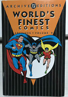World's Finest Comics Archices vol 2, Superman,Batman And Robin OOP Hardcover