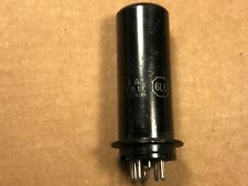 Vintage 1942 Rca Ge 6L6 Metal Output Tube Tests Good guaranteed
