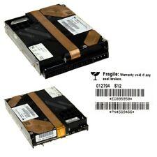 HDD IBM 45g9466 1gb 5.4k K SCSI 50-pin Caché 512kb 8.9cm
