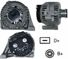 Volvo XC90  2.5 T 2.9 2.4 D5  6 Ribs Alternator 2002-2005 WITH CLUTCH PULLY