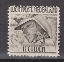 LP 6 luchtpost 6 MLH ong NVPH Nederland Netherlands Pays Bas airmail