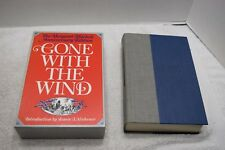 Gone With The Wind, Margaret Mitchell Anniversary Edition, Slipcase, 1975