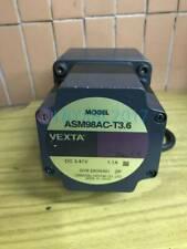 1PCS USED ORIENTAL servo motor ASM98AC-T3.6