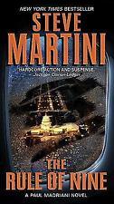 BUY 2 GET 1 FREE The Rule of Nine 11 by Steve Martini (2011, Paperback)