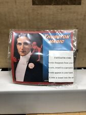 Thurston Magic Fantastic Coin Magic trick NOS MIP classic magic acts