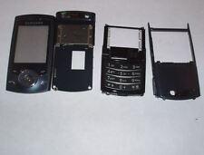 ORIGINALE Samsung U600 Blu Fascia HOUSING Facia COVER